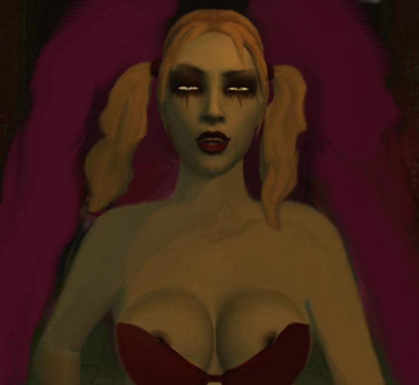 stats vampire redemption masquerade the Caught in the act naked