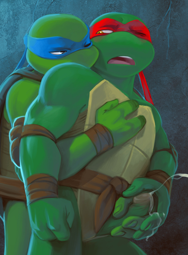 turtles of from ninja pictures april Christ-chan