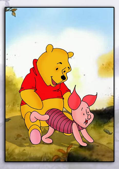 the winnie pooh If zootopia were an anime uncensored