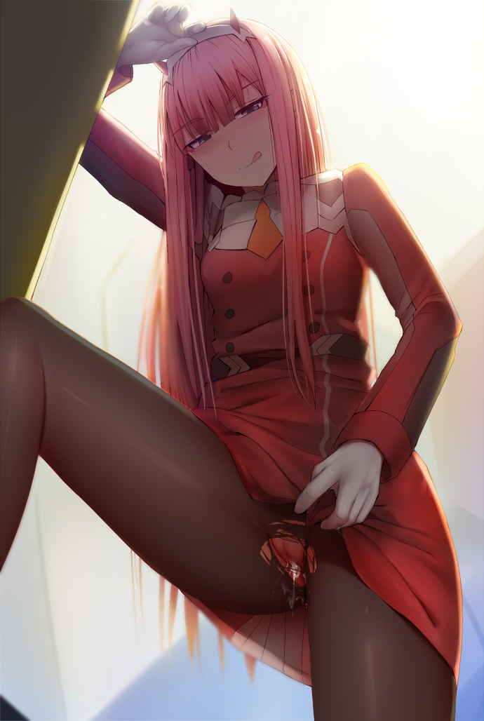 zerotwo in darling franxx the 18 naked cowboys in the showers at ram ranch