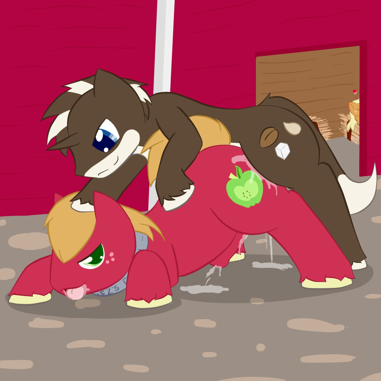 pictures my pony applejack of little from Spiderman the new animated series mary jane