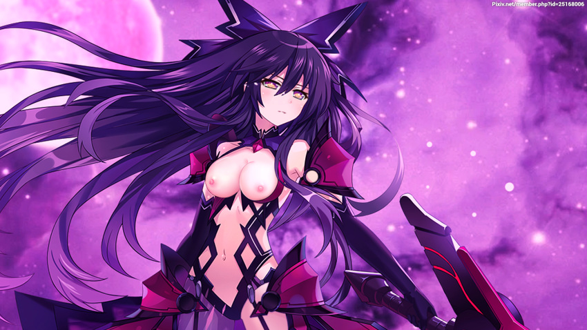 tohka a naked live date Dust an elysian tail fanfiction