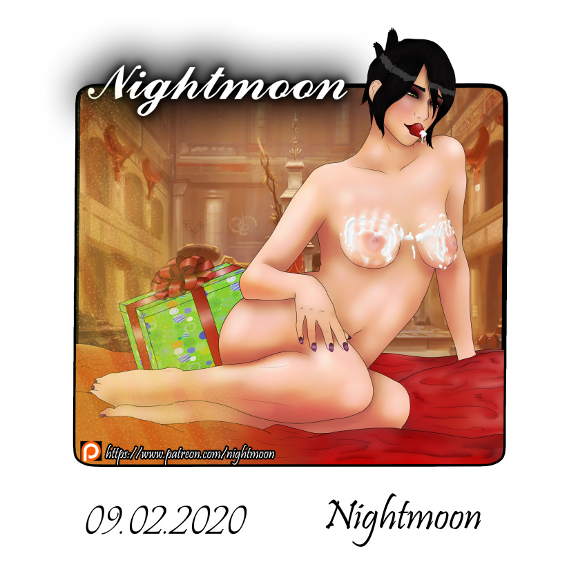 naked cassandra inquisition age dragon Breath of the wild ass
