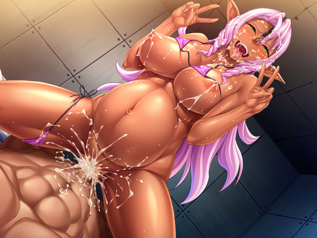 my the elder animation sister aneki sweet Cordially invited to fuck my ass