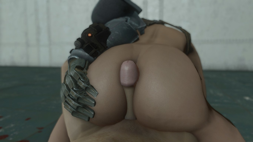 sole 4 female fallout survivor Tiny boobs giant tits history colored