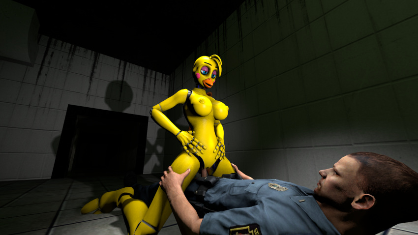 chica as a toy human Have you heard the tragedy of darth plagueis the wise quote